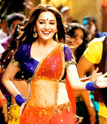 Madhuri-Dixit-To-Perform-On-Ghagra-At-IIFA-2013