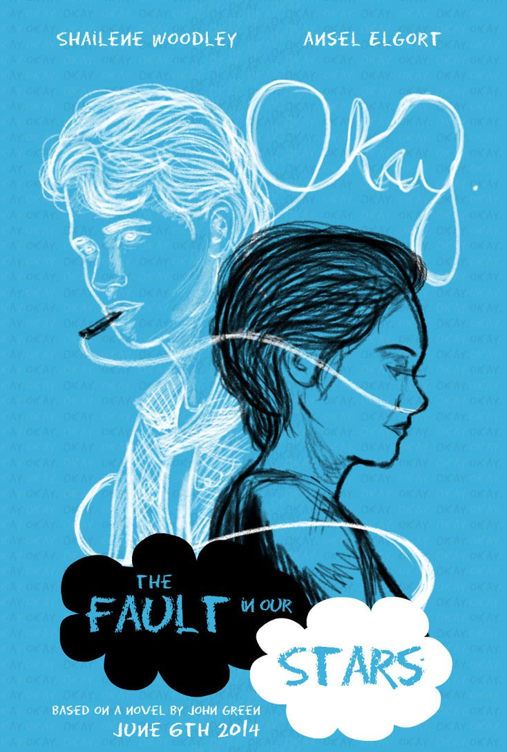 fault in our stars paper Looking for alaska / an abundance of katherines / paper towns / the fault in our stars 454 avg rating — 4,688 ratings — published 2011 — 9 editions: want to.
