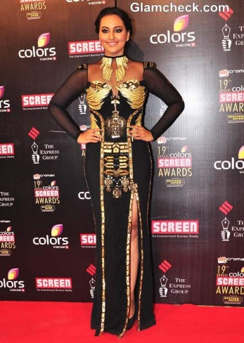 sonakshi-sinha-2013-Colors-Screen-Awards