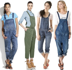 Cropped-Overalls