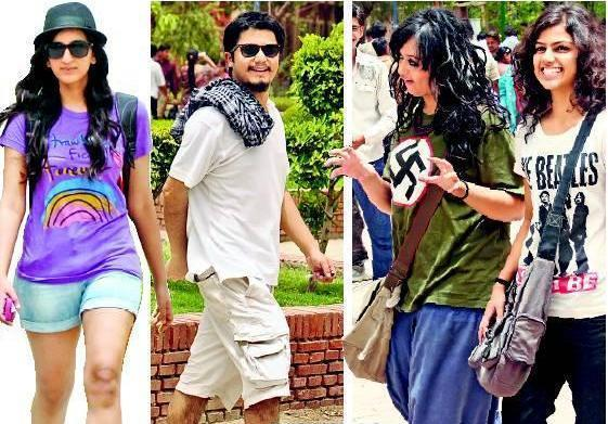 Dating in Delhi University