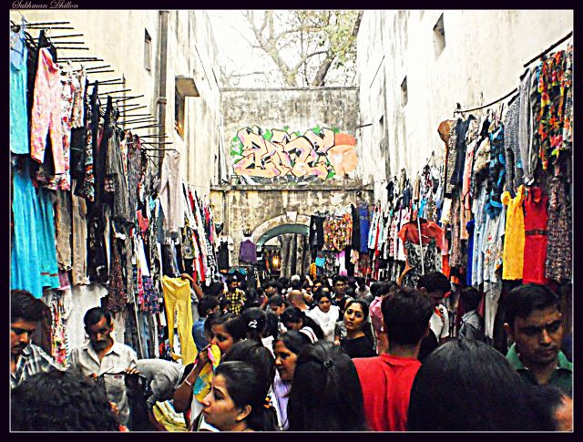 local markets of delhi