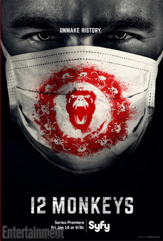 12monkeys tv show poster