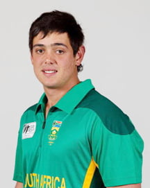 ICC U19 Cricket World Cup - South Africa Portrait Session