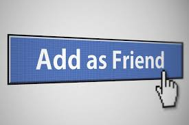 Utilize social media platforms to keep in touch with your single serving friends if you wish to.