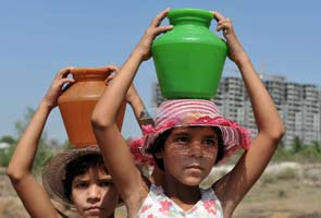 Scarcity of drinking water has a high opportunity cost on the overall economy.
