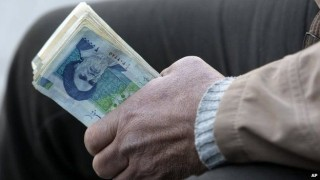 The currency rial, lost two-third of its value as sanctions took affect.