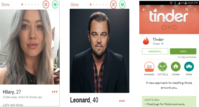 How does tinder dating app work