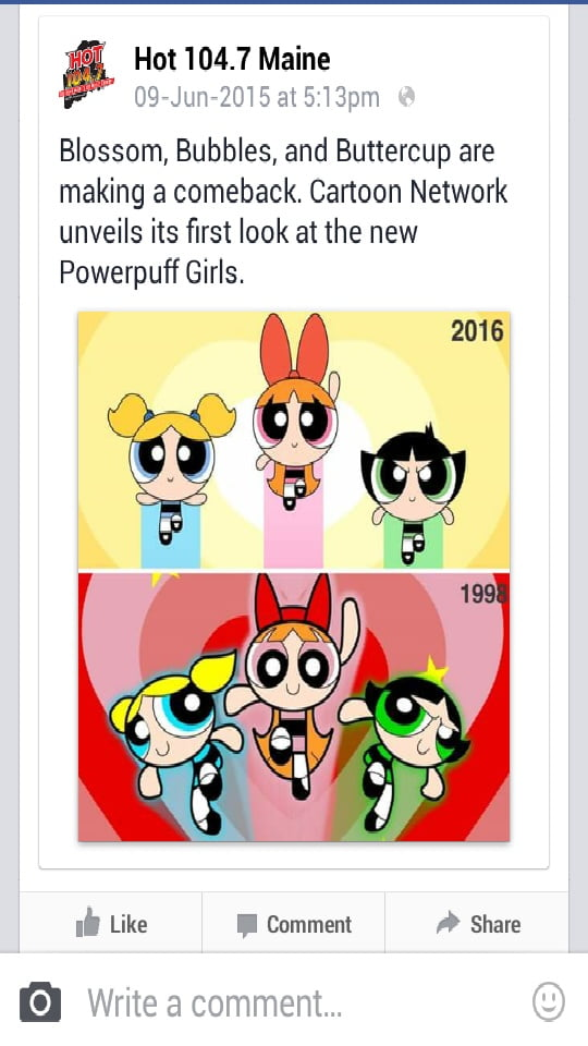 Let's Welcome Back The Powerpuff Girls!