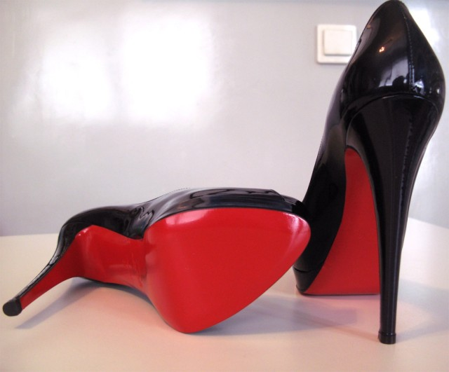 Christian Louboutin – The Famous Red Soles