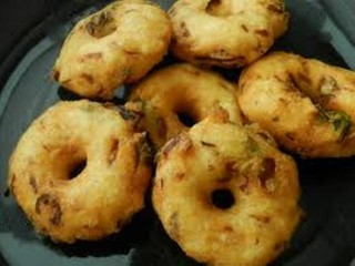 indian donut