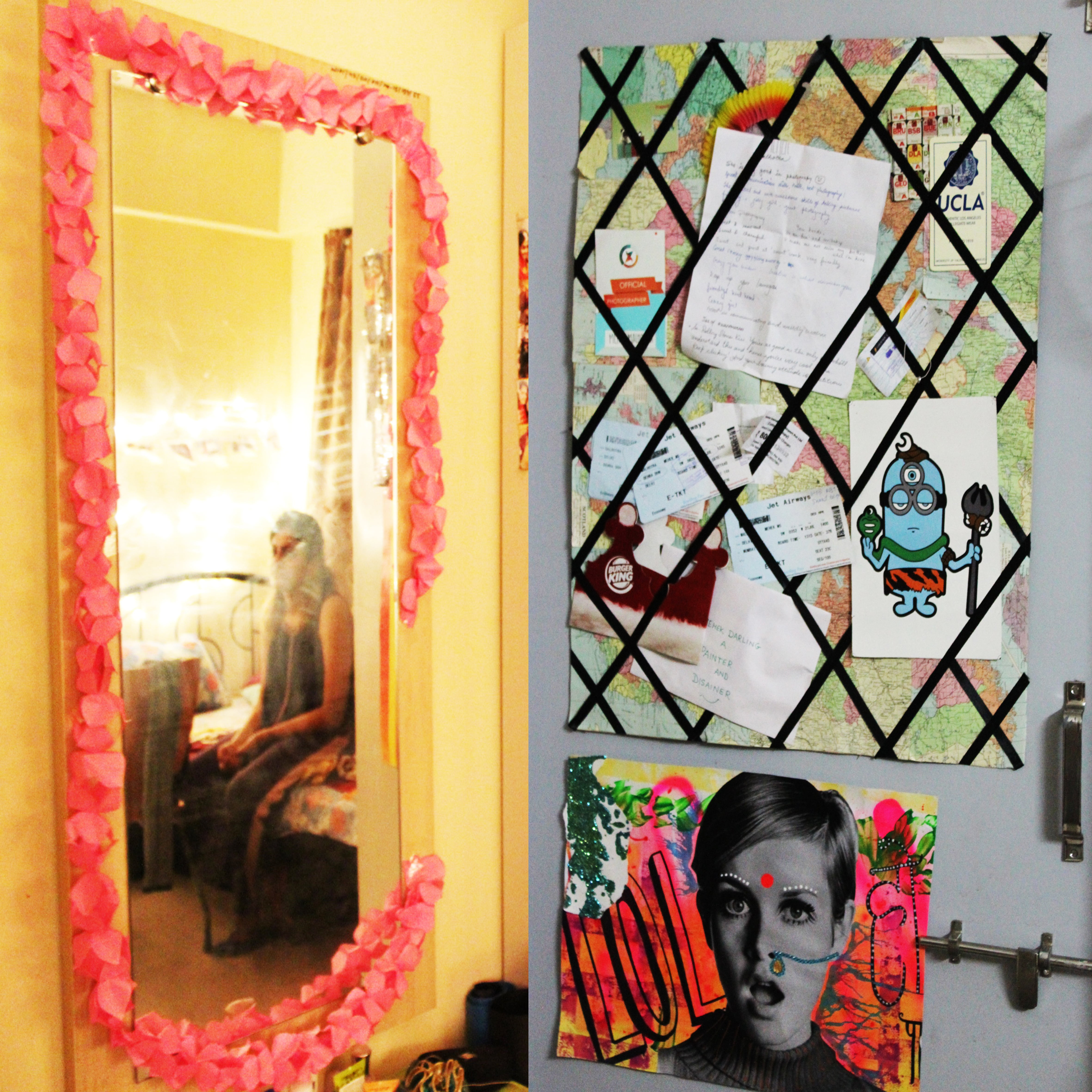 Here\'s How You Can Make Your Hostel Room Look More Home-Like ...