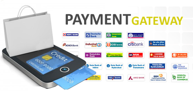 Almost all banks offer payment gateway services these days.