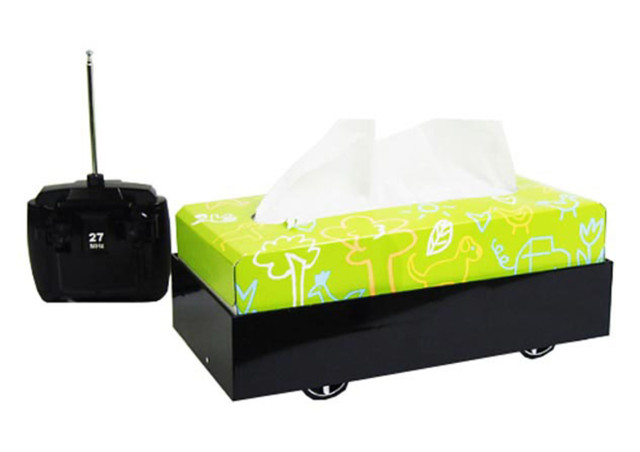 RC-Driving-Tissue-Box