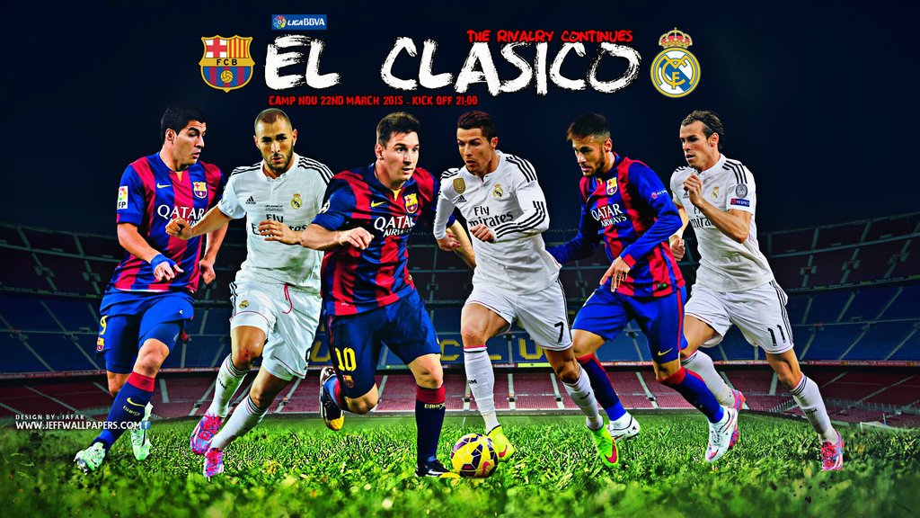 Why Barcelona Vs Real Madrid Is The Biggest Rivalry In Football