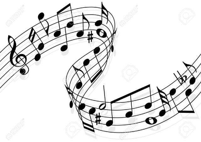 14636220-Musical-notes-flying-over-the-stave-Stock-Vector-music-notes-jazz