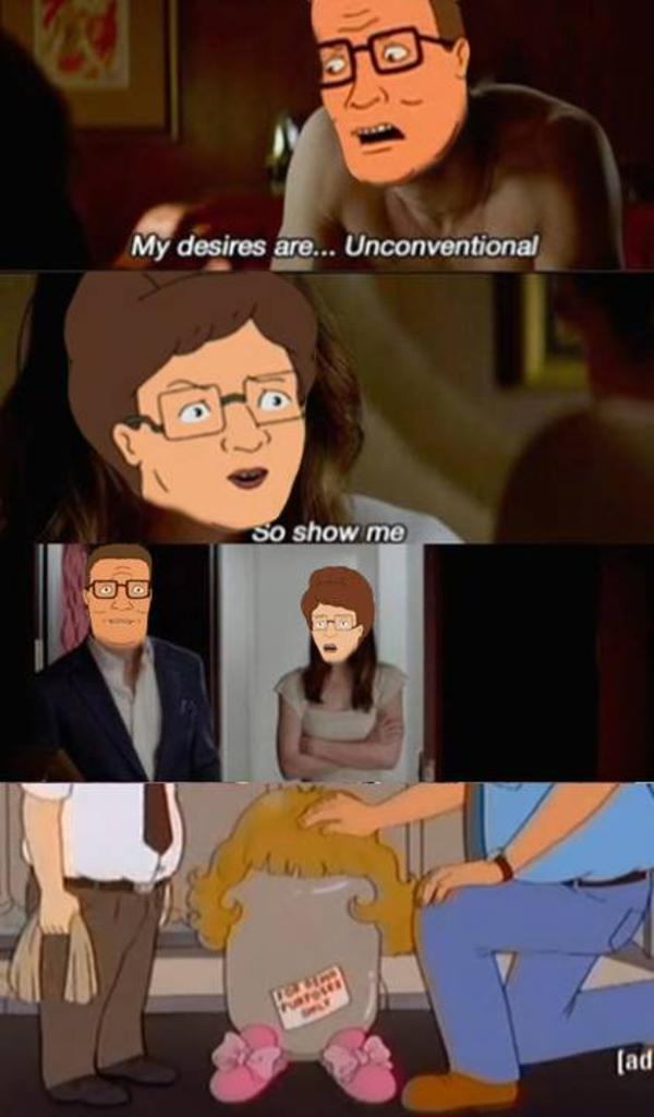Unconventional desires