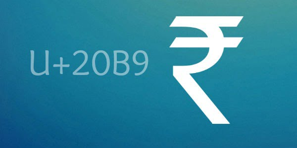 Doesnt The Indian Rupee Symbol Deserve Way More Recognition On