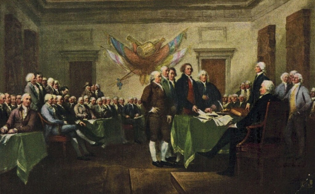 thesis of 1776 Reviewed by harris j andrews by david mccullough simon and schuster, 2005 david mccullough's 1776 is one of those well-crafted popular histories that is certain to feature prominently on every history buff's reading list this summer.