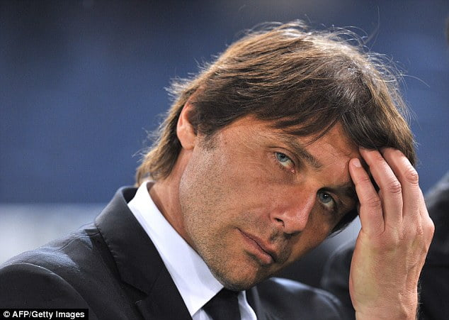 Antonio Conte will look forward to make amends this season with Chelsea.
