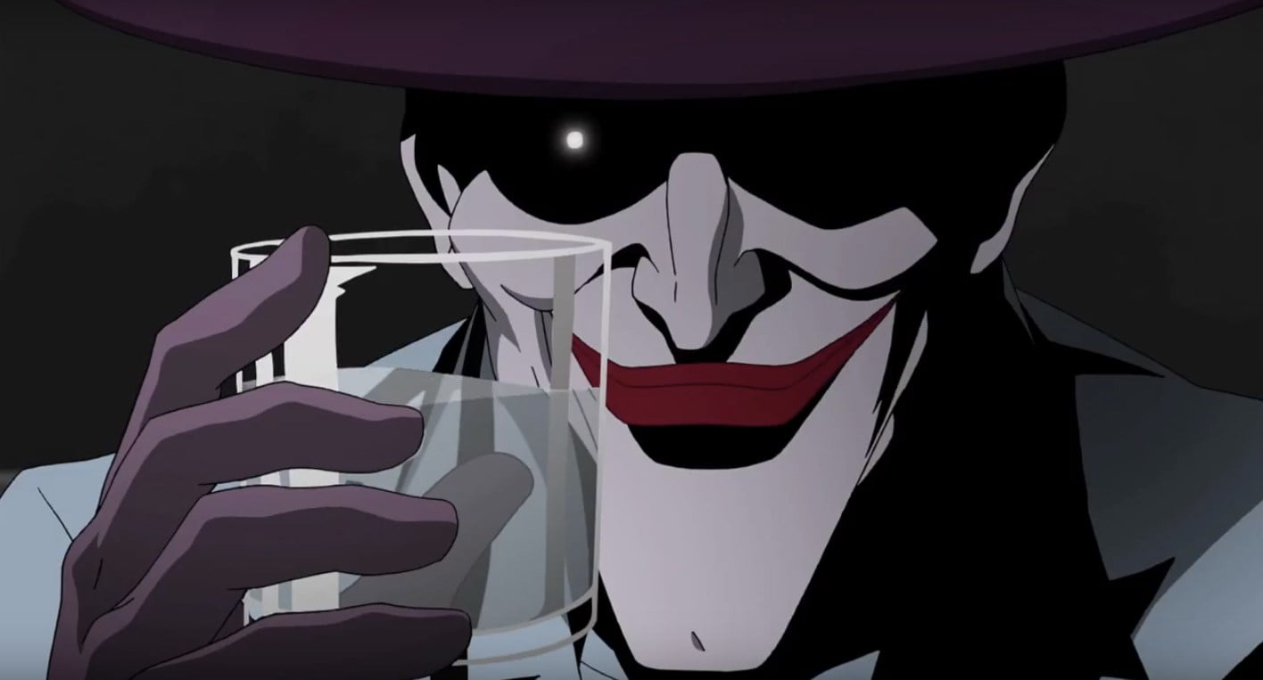 The Clown Prince of Crime : Mark Hamill is SPOT ON as usual, with his portrayal of The Joker.