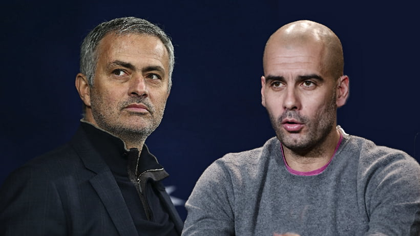 Old foes meet again as Pep takes charge at Manchester City.