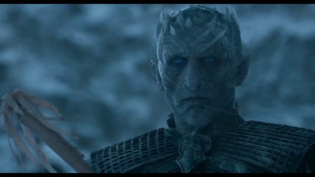 The common foe. White Walkers.