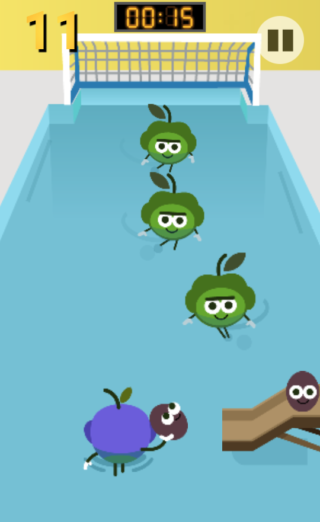 Google Fruit Games 2
