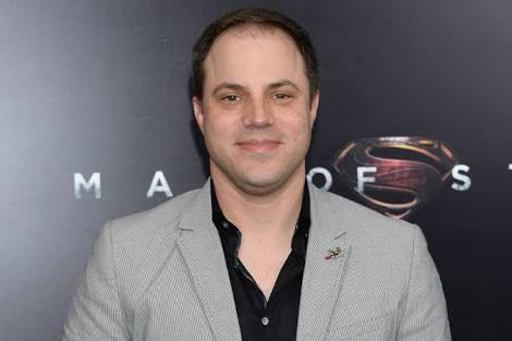 Geoff Johns, who is working with Ben Afflefk on his solo movie.