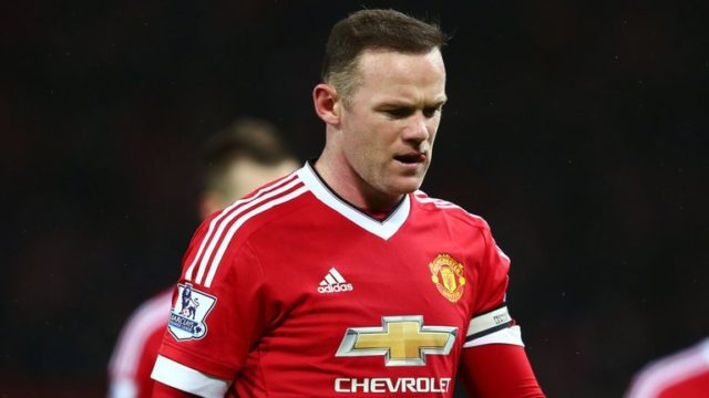 Rooney has cut up a dejected figure at the club in the recent past.