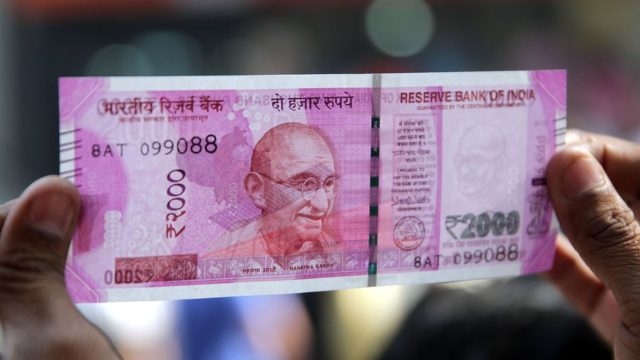 2000 rupees notes