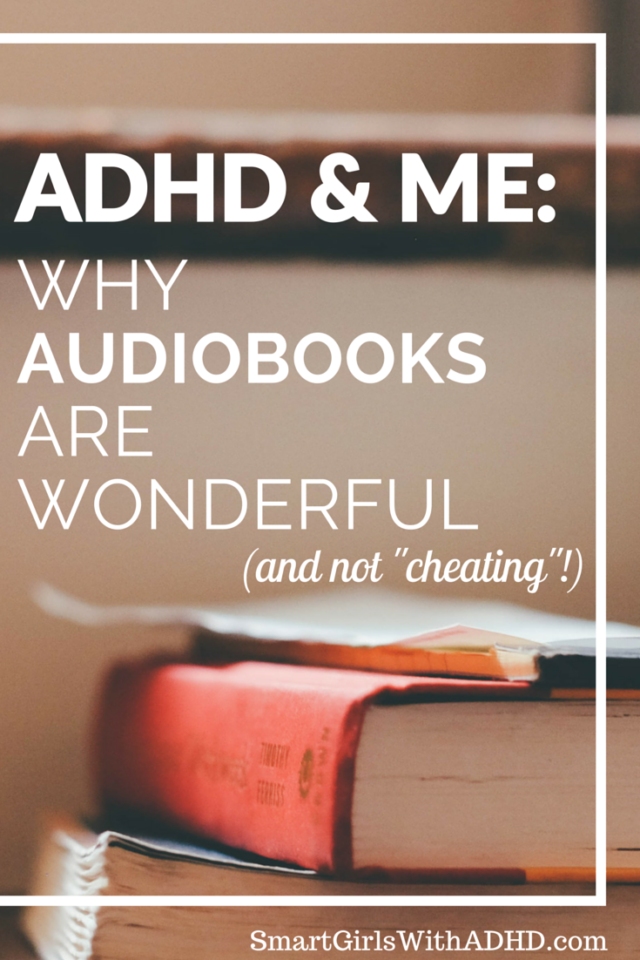adhd and audiobooks