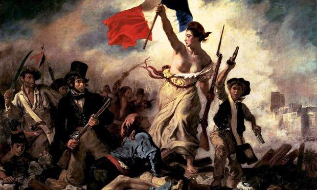 Call to begin the French Revolution