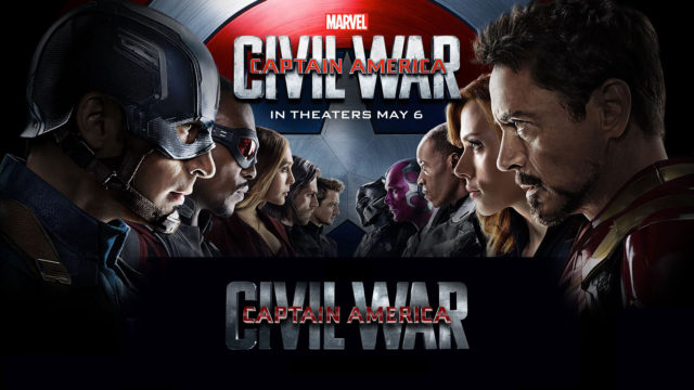 "Phase 3 of the MCU began with the mega-budget ""Civil War"" story-line."
