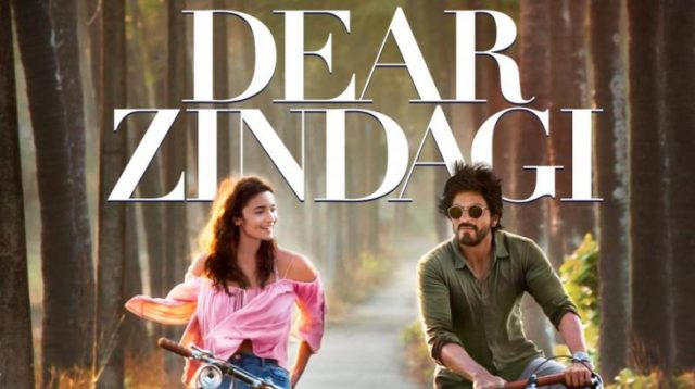 Alia and SRK starrer Dear Zindagi released in theatres on 25th November.