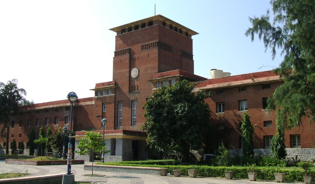 b.comm in delhi university