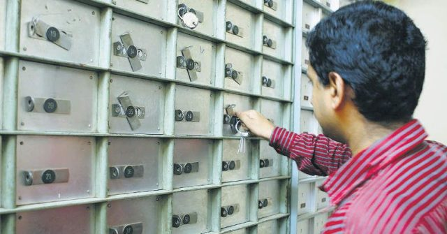How safe are bank lockers?