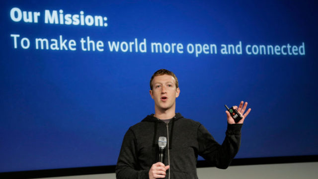 Mark Zuckerberg defends FB, shuns fake news and keyboard heroism