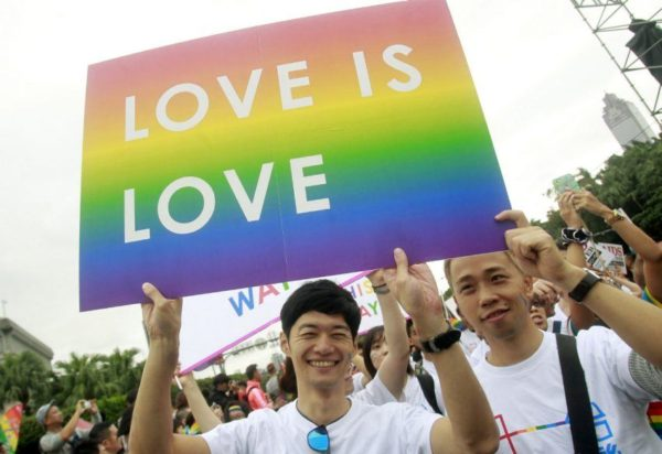Taiwan might soon become the first Asian nation with legalized gay marriage.
