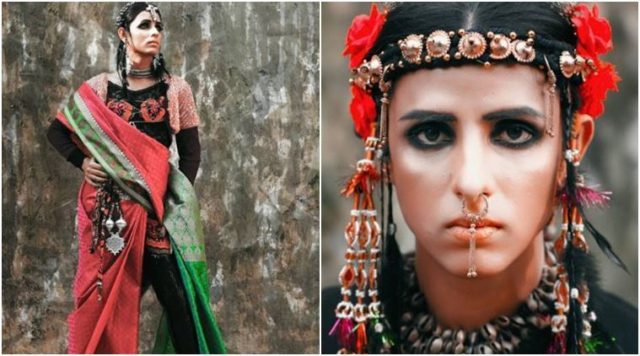 Pakistan's first trandgender model