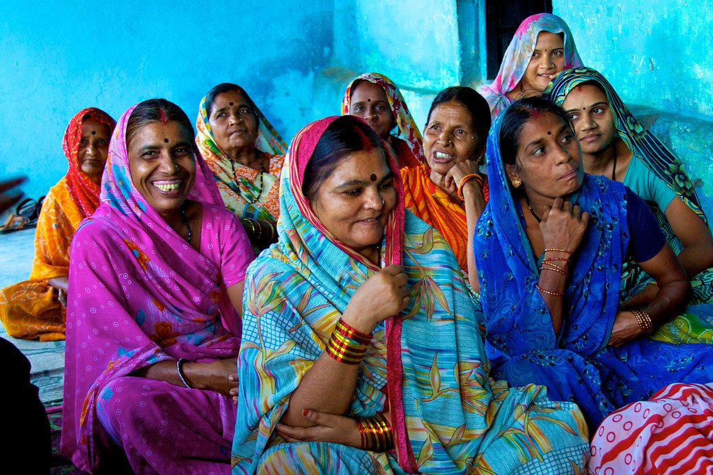 Indian rural women