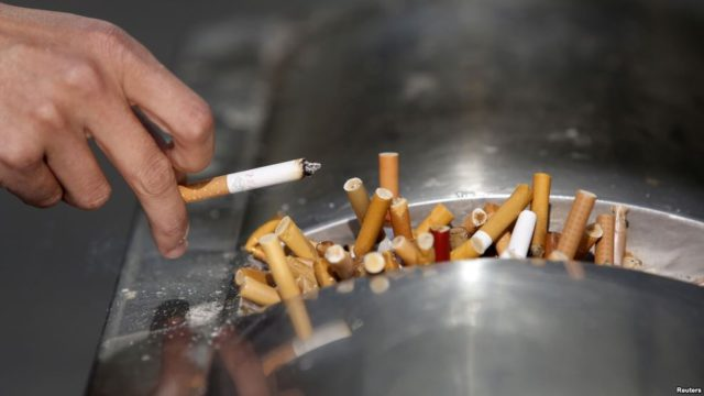 Cigarette butts are the most littered items on the street!