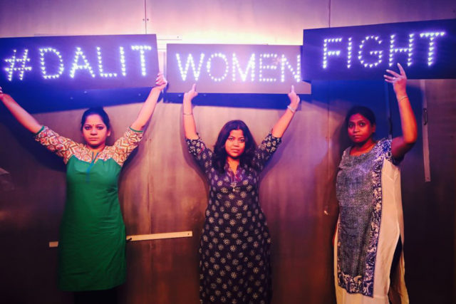 Dalit women and their struggles.