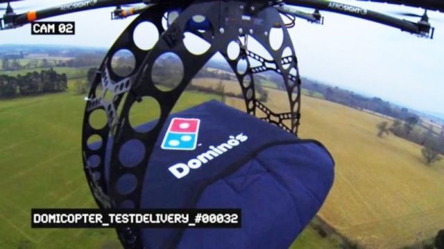 drones used for delivery