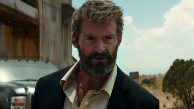 The one. The only. Logan. Wolverine.