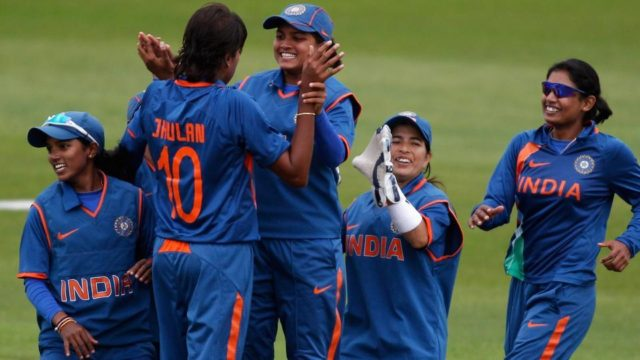 Indian woman cricket team