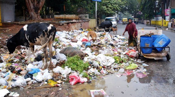 Bengaluru scam: Streets filled with garbage while salary of 6,600 non-existent workers still paid off
