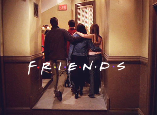 But what if this emotional scene wasn't the end of FRIENDS?