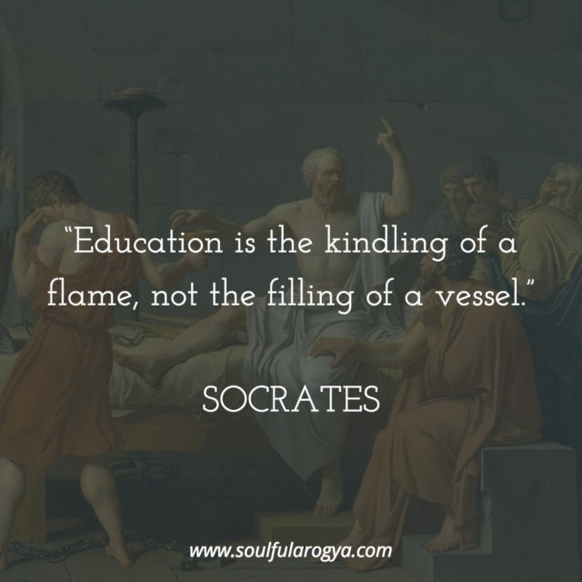 socrates on education