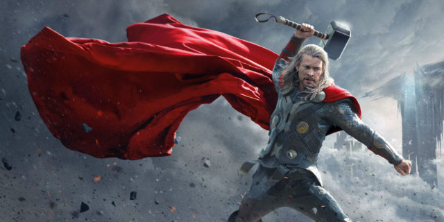 Thor AND Hulk. Together. In a movie. What's not to be excited for?